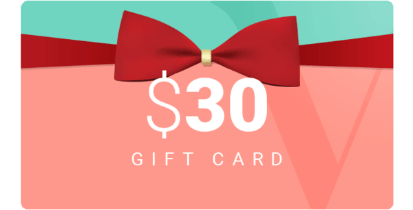 Vaniday gift card_Christmas gift ideas