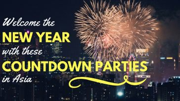 Welcome the New Year with these Countdown Parties in Asia_Cover img