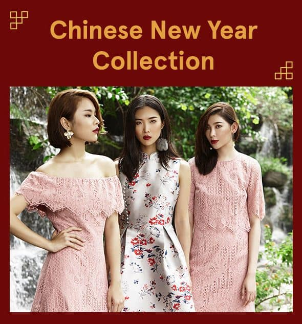 Zalora Chinese New Year