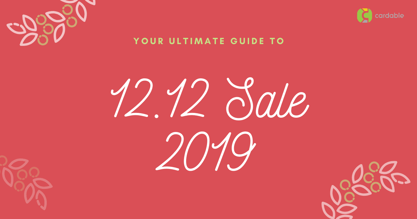 12 12 Online Sale 2019 All The Best Sales Offers You Need To Know