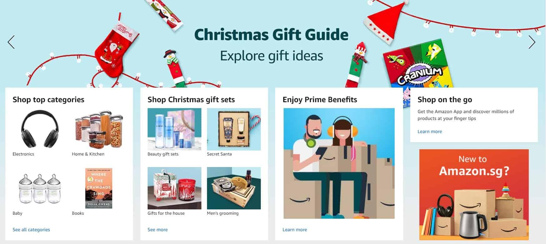 Amazon SG Christmas