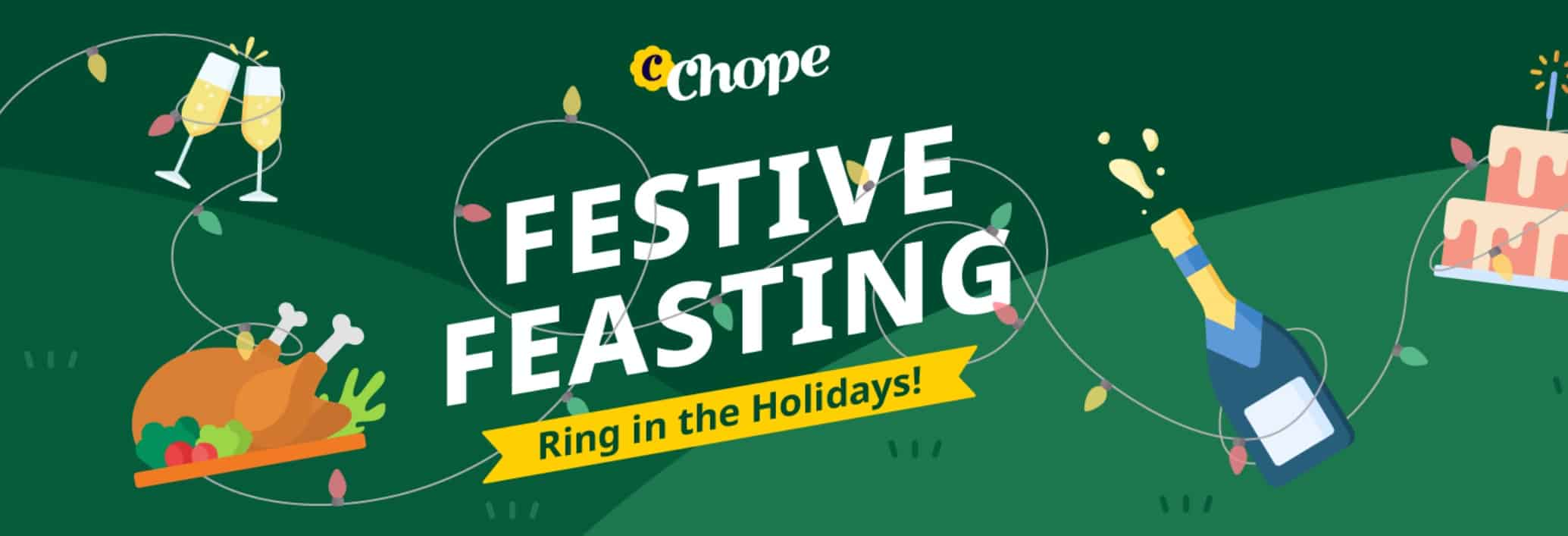 Chope Christmas Festive 2020