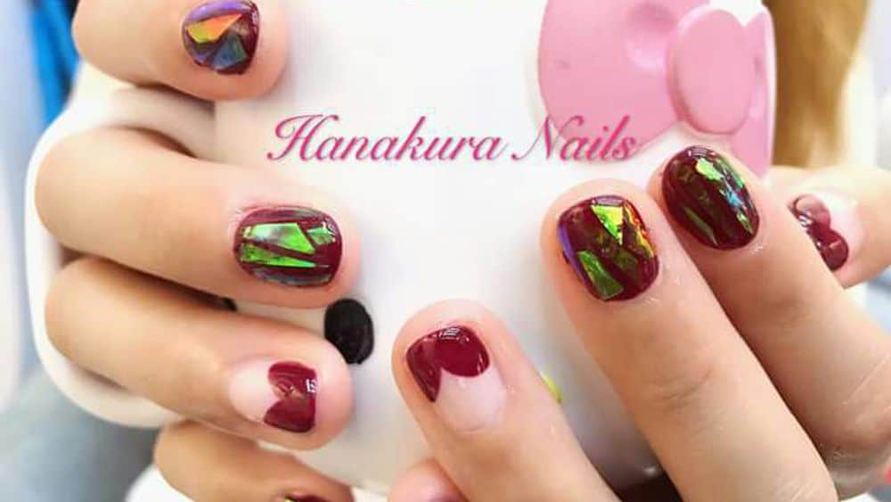 Hanakura Bliss_Gel nails_Pampering Treats 2017