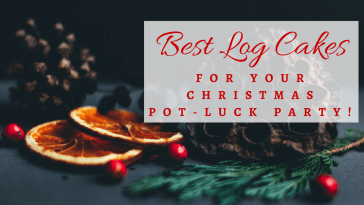 Best log cakes for Christmas 2017
