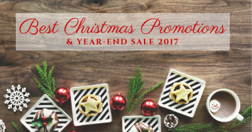 Christmas Promotions Singapore 2017