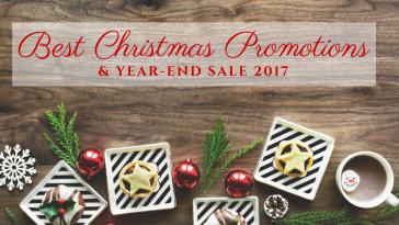 Christmas Promotions Singapore 2017