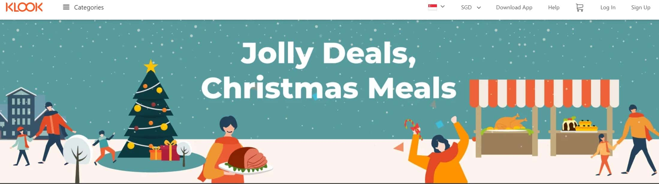 Klook Christmas Sale