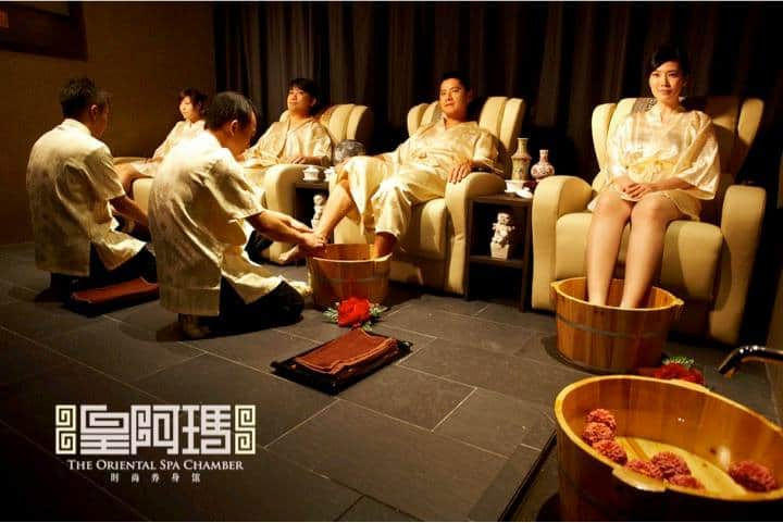 The Oriental Spa Chamber_Body Massage_Pampering Treats 2017
