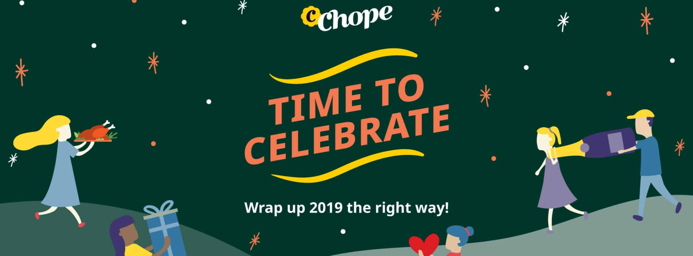 Chope Christmas Offer