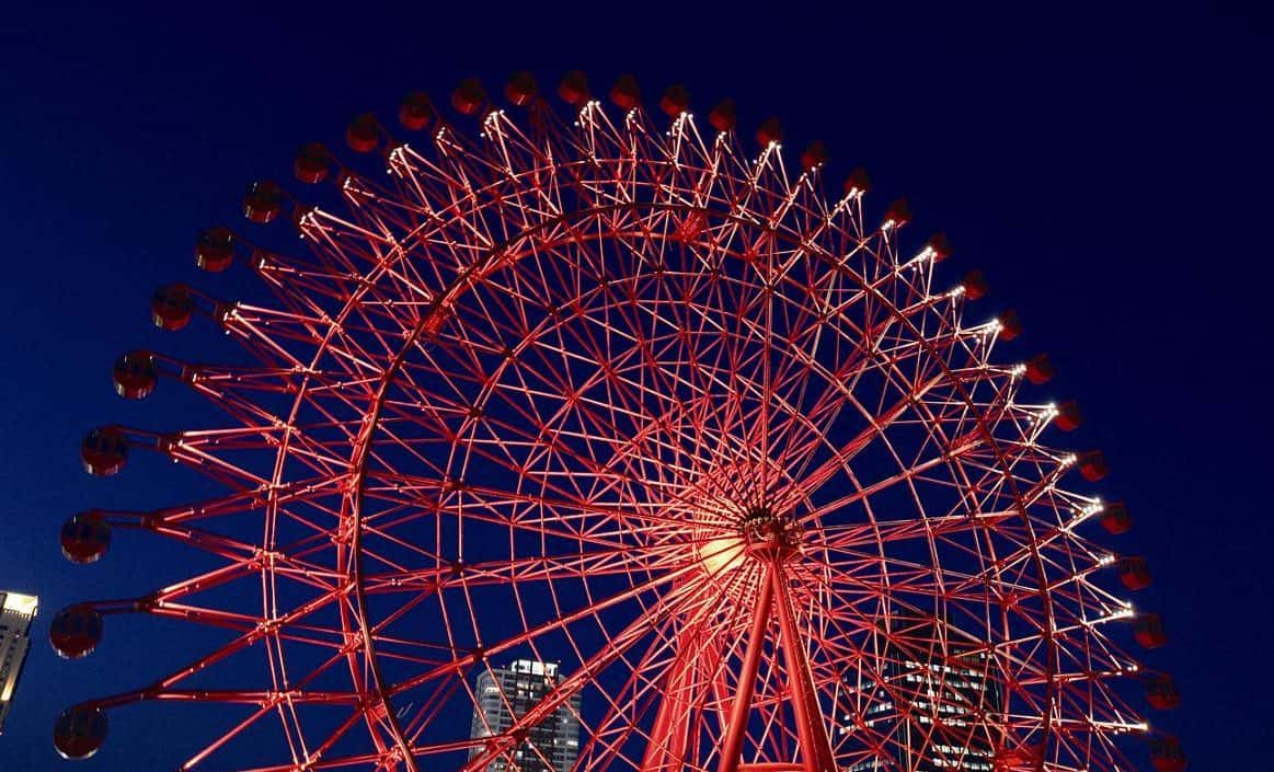 HEP Five ferris wheel