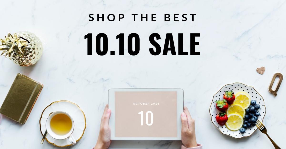 10.10 Sale Singapore