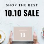 10.10 Sale Singapore 2018