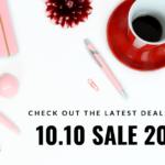10.10 Sale Singapore 2020