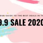 9.9 Sale Singapore 2020
