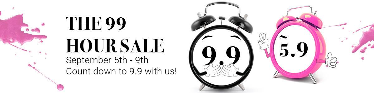 Vaniday 99 hours sale
