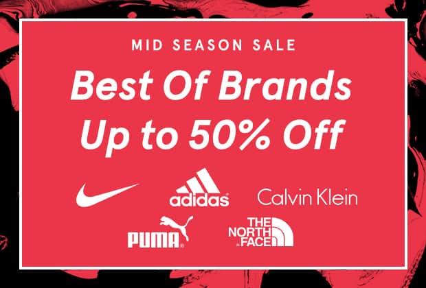 Zalora best brands sale