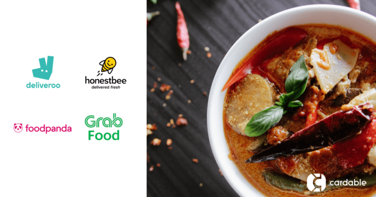 GrabFood, Deliveroo, Food Panda & honestbee Food Promo Codes