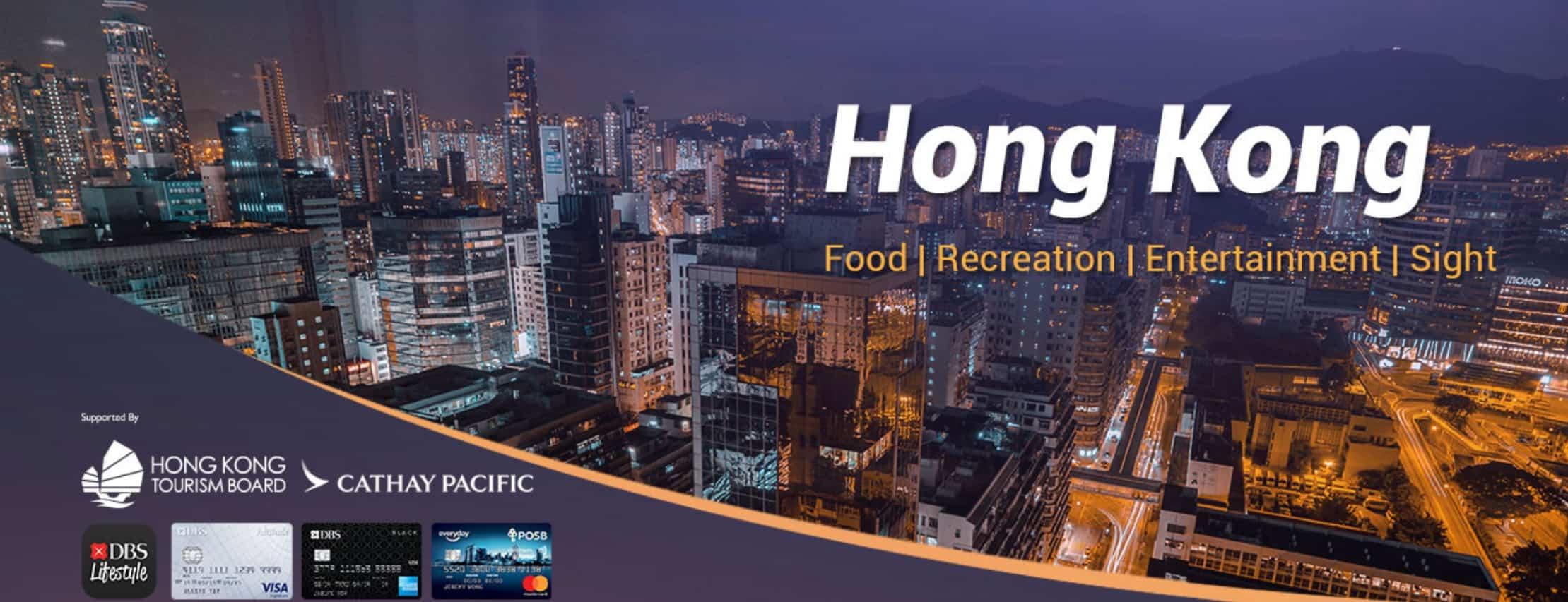 Trip.com Hong Kong 11.11