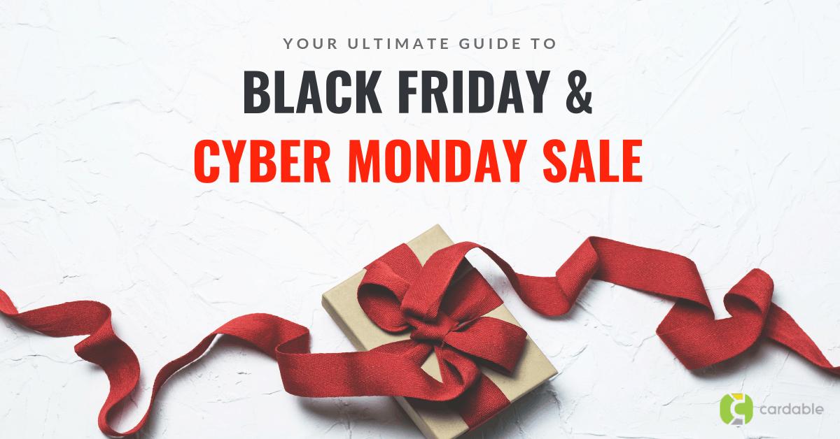 Black Friday Sale In Singapore 2019 Plus Cyber Monday Deals