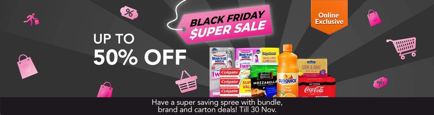 FairPrice Online Black Friday