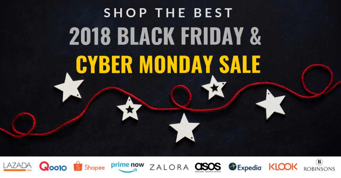 c4cdfeb2ab Black Friday Sale in Singapore 2018 (Plus