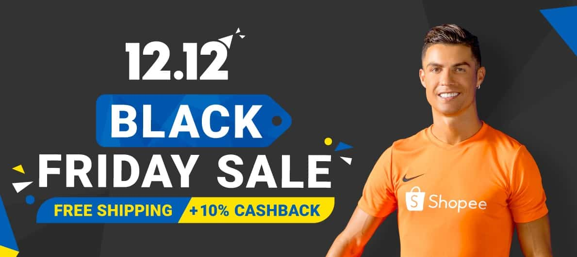 Shopee Black Friday