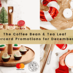 The Coffee Bean & Tea Leaf Mastercard Promotions for December 2018