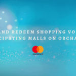 Shop and be Rewarded at Orchard 2018
