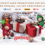Swensen's Early Bird Special for December 2018: 15% off Christmas Log Cakes