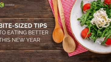 Eat better 2019 Diet tips