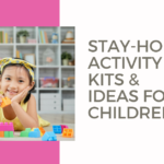 Stay Home Childen Play Ideas Activity Kit