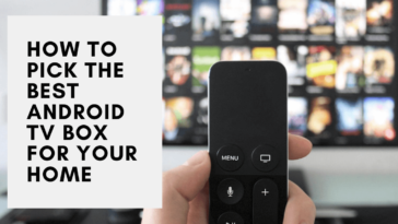 Android Box TV Singapore