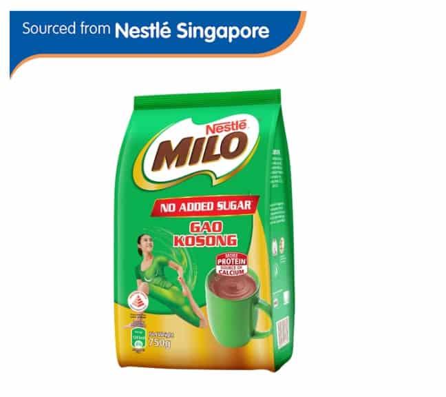 Milo Shopee Nestle