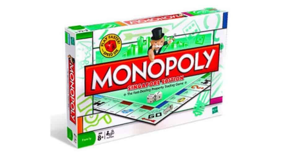 Monopoly SG edition