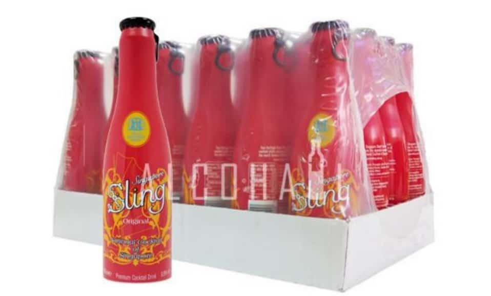 Singapore Sling Shopee