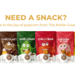Indulge in the joy of popcorn from The Kettle Gourmet!