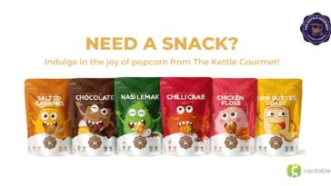 Kettle Gourmet Popcorn