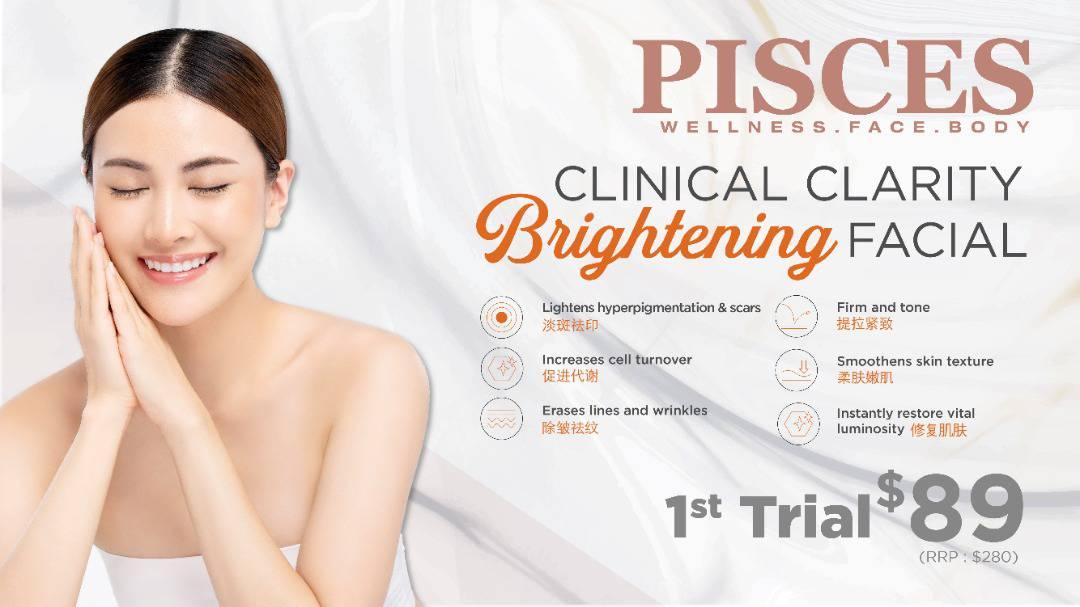 Pisces Wellness Promo