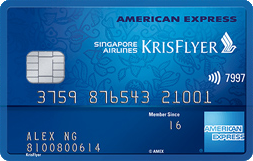 SIA KrisFlyer Credit Card