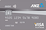 Visa Debit Card