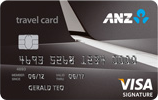 Travel Visa Signature Credit Card