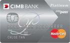 CIMB-PLATINUM MasterCard