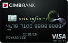CIMB-Visa Infinite Card