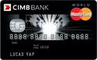 CIMB-WORLD MasterCard