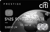 Prestige Card