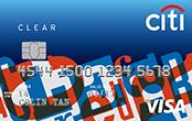 Citi-Clear Card