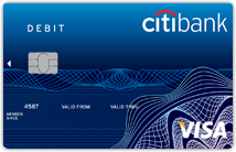 Citi-Debit Card
