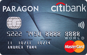 Paragon World MasterCard