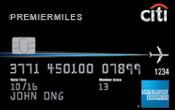 PremierMiles AMEX Card