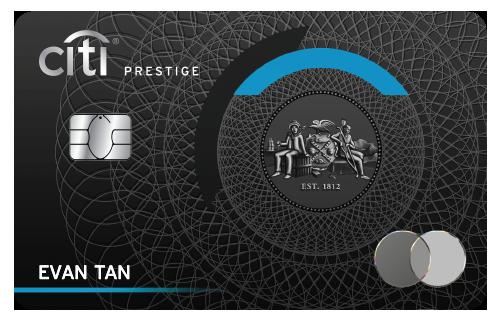 Citi-Prestige Card